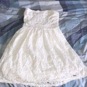 Abercrombie kids large lace dress